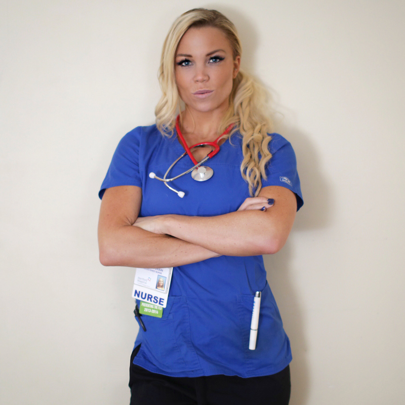 Dear nurses lauren drain i wasnt sure where to start so i just made a move i signed up for a fitness competition where i would be forced to adhere to a strict workout regimen solutioingenieria Gallery