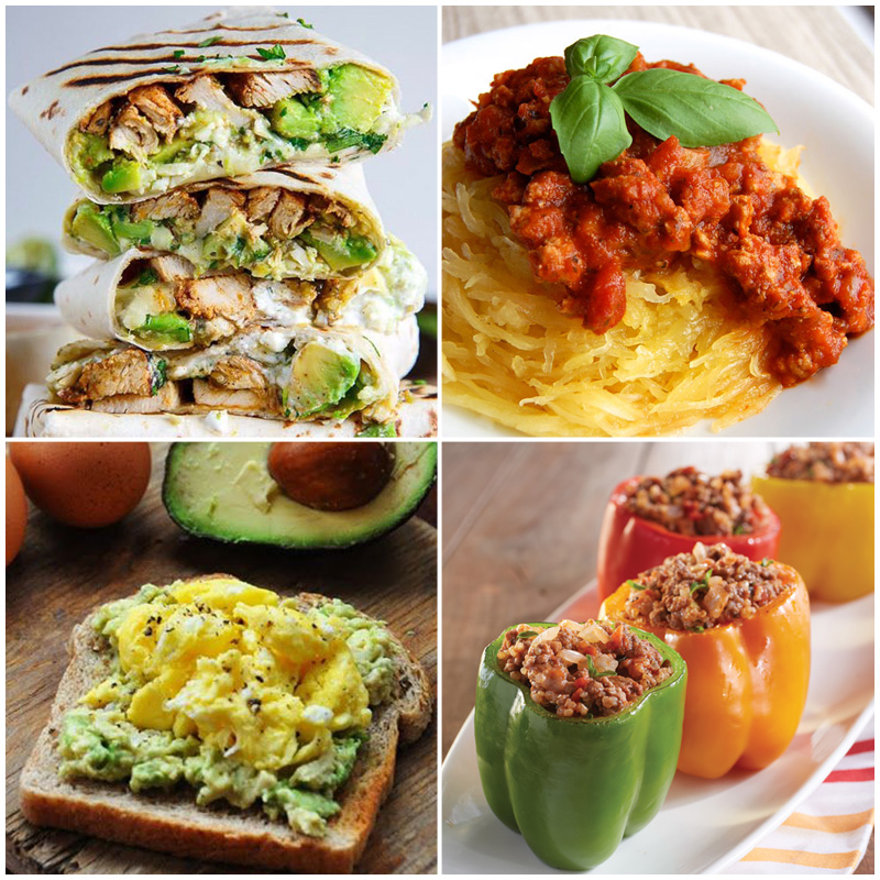 Challenge Food Options